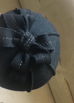 Шляпка женская зимняя