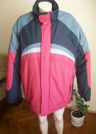 Зимова чоловіча курточка на флісі