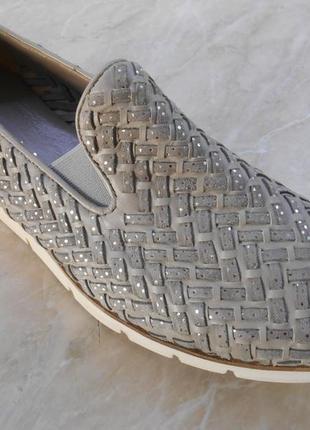 Туфли, лоферы hush puppies натуральная кожа