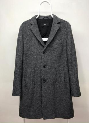 Мужское пальто hugo boss оригинал м