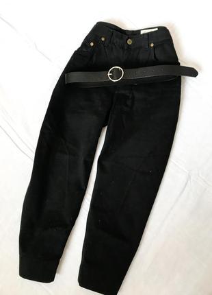 Классные мом джинсы брюки