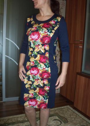 Платье марго р. 44