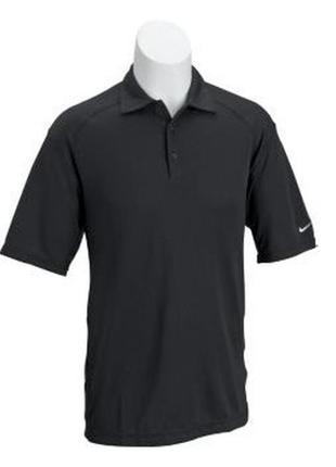 Мужское поло тениска мужская футболка для гольфа nike dry fit golf polo m-l