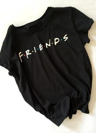 Крутая актуальная черная футболка оверсайз в стиле zara с надписью