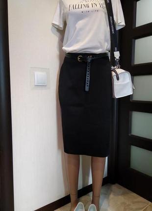 Супермодная юбка карандаш со стразами dorothy perkins