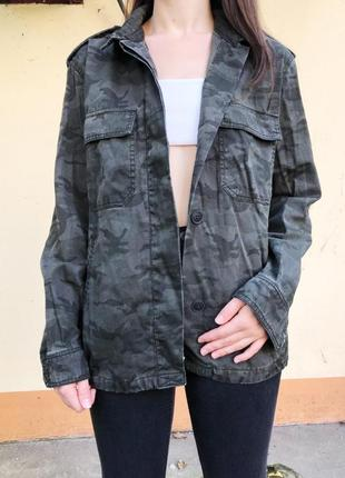 Рубашка/куртка милитари