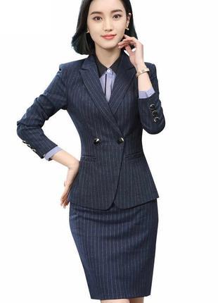 Костюм юбка пиджак спідниця піджак форма f&f