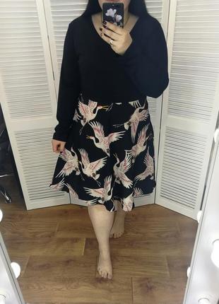 Платье, р. 4хл.