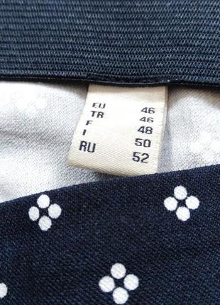 Эластичные синие брюки р. евро 38 м tcm tchibo германия8 фото