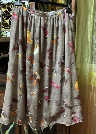 Стильная юбка от vovk