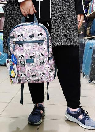 Фирменный рюкзак bagland, городской рюкзак