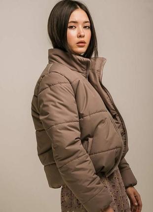 Дутик, дутая куртка, оверсайз куртка