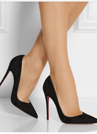 Новые фирменые итальянские туфли gianvito rossi