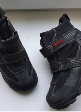 Ботинки экко на мальчика