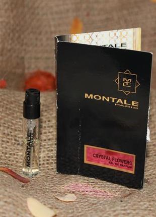 Montale crystal flowers парфюмированная вода ★★★★ 37 отзывов