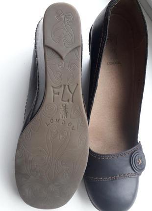 """Туфлі жіночі """"fly london"""" 40 р."""