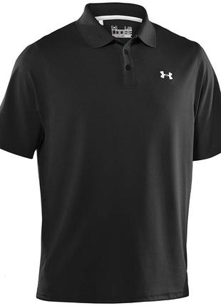 Мужское поло тениска мужская футболка для гольфа under armour