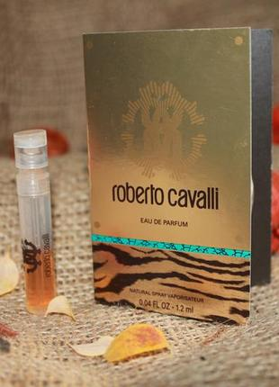 Roberto cavalli eau de parfum пробник!  на пробу!