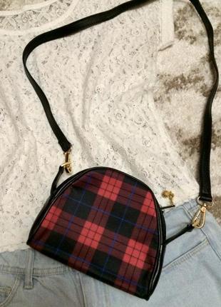 Итальянская кожаная сумка genuine leather italy,яркая сумочка кросс-боди