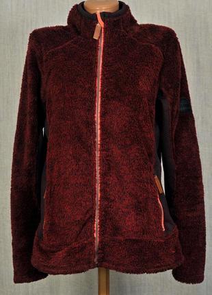 Технологичная, спортивная курточка moberg норвегия