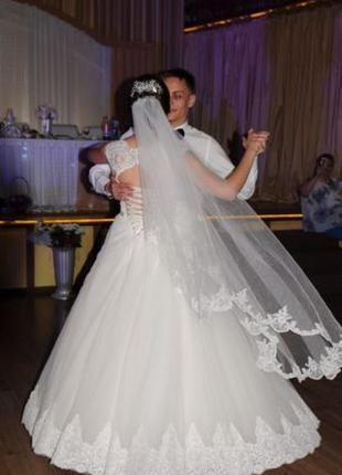 Сукня весільна