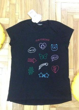 Шикарная футболка lc waikiki