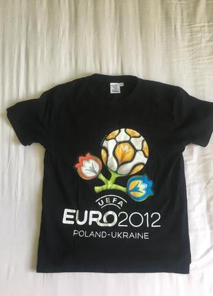 Футболка euro2012