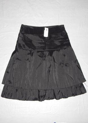 M-l,  нарядная юбка миди qr