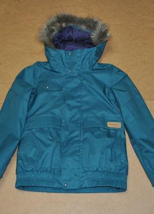 Burton женская горнолыжная сноуборд куртка