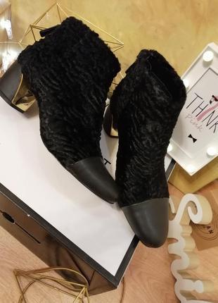 Стильные ботинки nine west