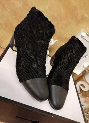 Стильные ботинки челси полусапожки  nine west