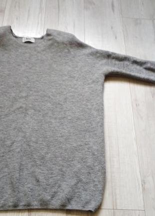 Платье-туника в составе шерсть