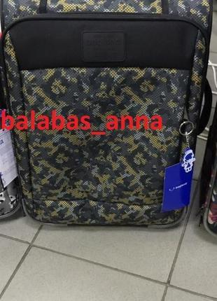 Чемодан, маленький чемодан, камуфляж, валіза, ручная кладь, самолетный чемодан