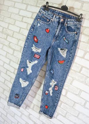 Скидка!! стильные джинсы от h&m 😍 😍