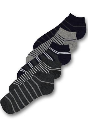 Носки, 5 шт. в уп., tu, англия. на размер обуви 39-43
