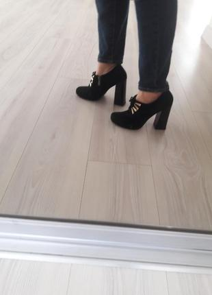 Ботинки ботильоны туфли