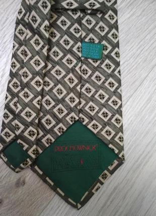Шелковый галстук prochownik