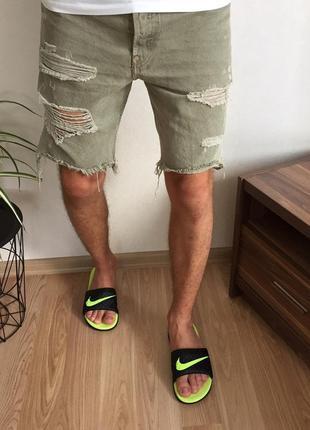 Крутые стильные мужские шорты h&m