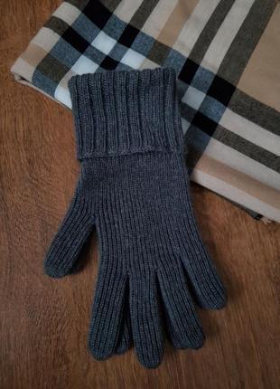 Перчатки рукавицы burberry