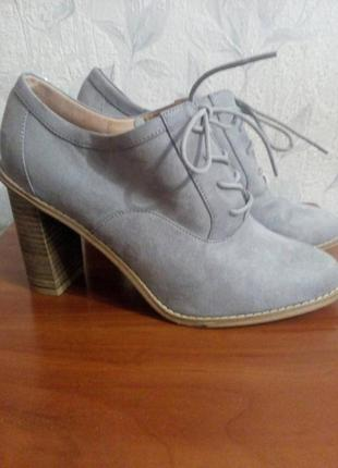 Ботильоны, сапожки, ботинки h&m