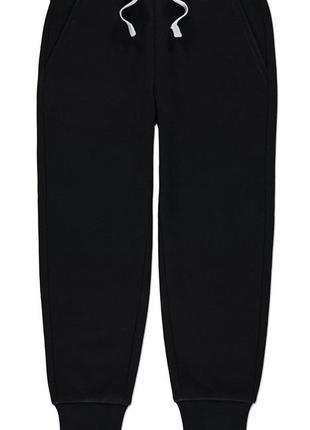 Black joggers george - спортивные штаны, рост 152-158