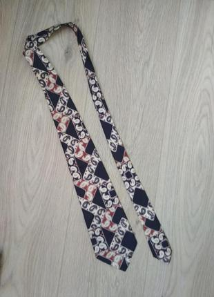 Красивый галстук nino ricci