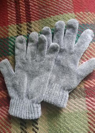 Бархатные перчатки от примарк