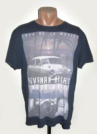 Мужская футболка 🚗havanan nights размер l