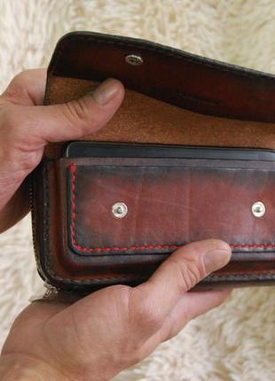 Сумка кроссбоди с ремешком кожа handbag crossbody