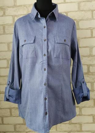 Рубашка, стрейч