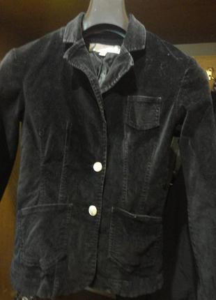 Женский велюровый пиджак