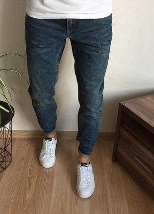 Крутые мужские зауженные джинсы asos