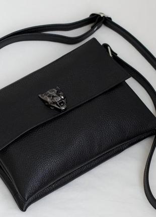 Женская сумка клатч из натуральной дорогой кожи. акция!!! 1280 грн
