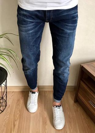 Брендовые мужские джинсы tommy hilfiger